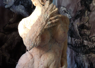 """Exposition """"Cous'humains"""" d'Anne BOTHUON à la Galerie 29 - espace culturel du 19 juin au 3 octobre"""