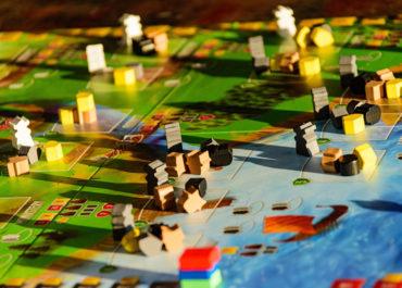 Nouvelle soirée jeux le samedi 5 décembre de 17h à 20h - sous réserve