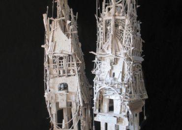 """Exposition """"Habiter le monde"""" de Sylvain Corentin à la Galerie 29 - espace culturel. Jusqu'au 27 février 2021"""